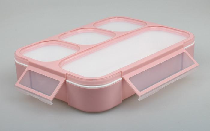 578 lunchbox lunch box kotak makan yooyee 4 sekat bento
