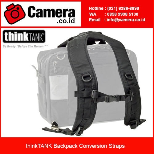 a9e63e71293f Jual thinkTANK Backpack Conversion Straps   think TANK strap - DKI ...