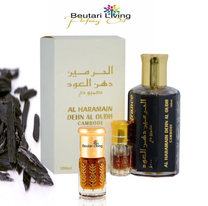 harga 6ml dehn al oud cambodia perfume oil (parfum arab minyak wangi gaharu) Tokopedia.com