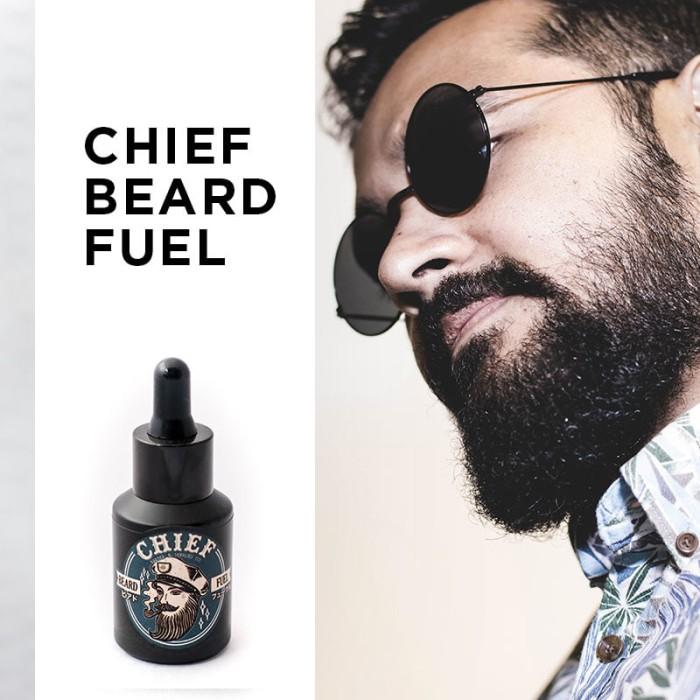 CHIEF BEARD OIL (PENUMBUH JENGGOT) 30ML