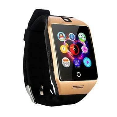 Unique Smart Watch Dz09 U9 For Ios And Android Strap Rubber Cokelat Source · Cognos Smartwatch