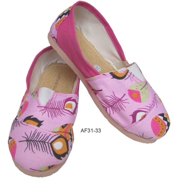 harga Sepatu flat anak seperti wakai size 31-35 (kode af3133) Tokopedia.com