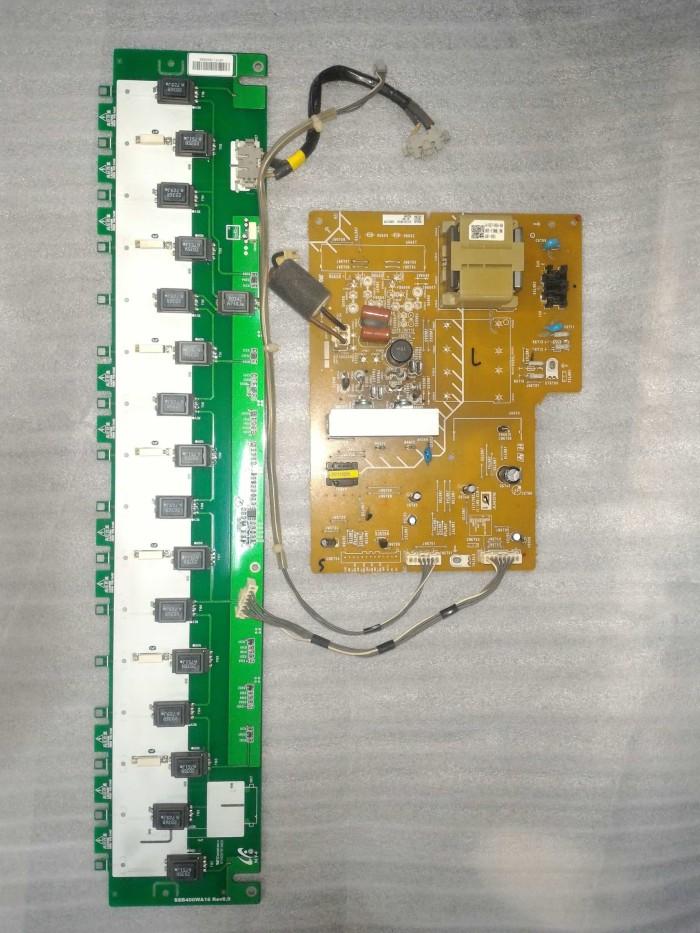 tv backlight inverter board. backlight inverter board tv lcd sony bravia klv-40s310a 40s310a 40s310 tv
