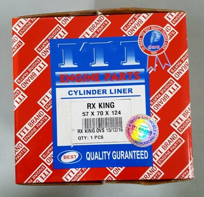harga Cyliner liner (boring) motor yamaha rx king os Tokopedia.com
