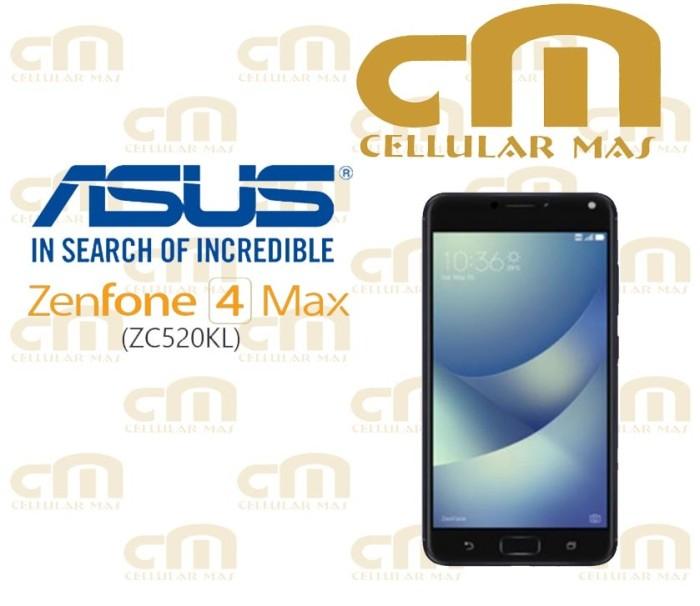 Asus zenfone 4 max zc520kl 5,2inch garansi resmi asus