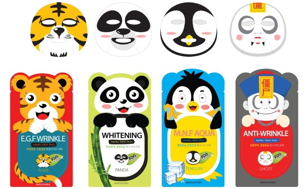 Hasil gambar untuk cherimoa animal mask HD