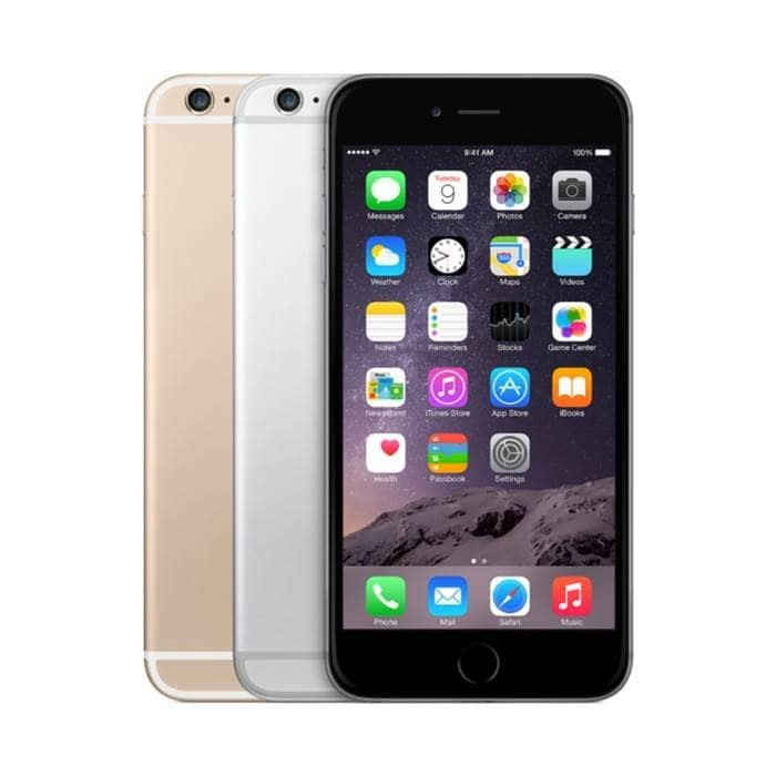 Jual Iphone 6 32GB Garansi Resmi Tam Ibox Apple Indonesia - Rose ... 3cd34f46ec