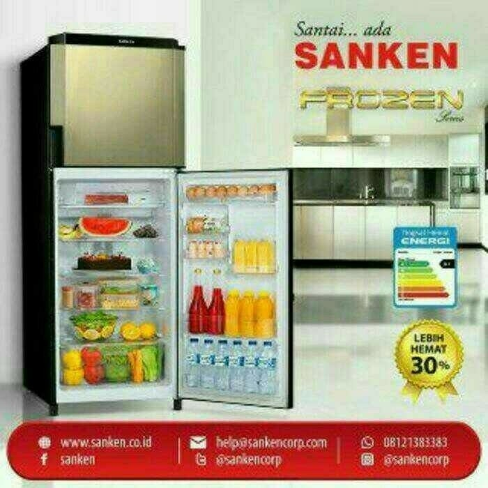 Katalog Kulkas Sanken 2 Pintu Hargano.com