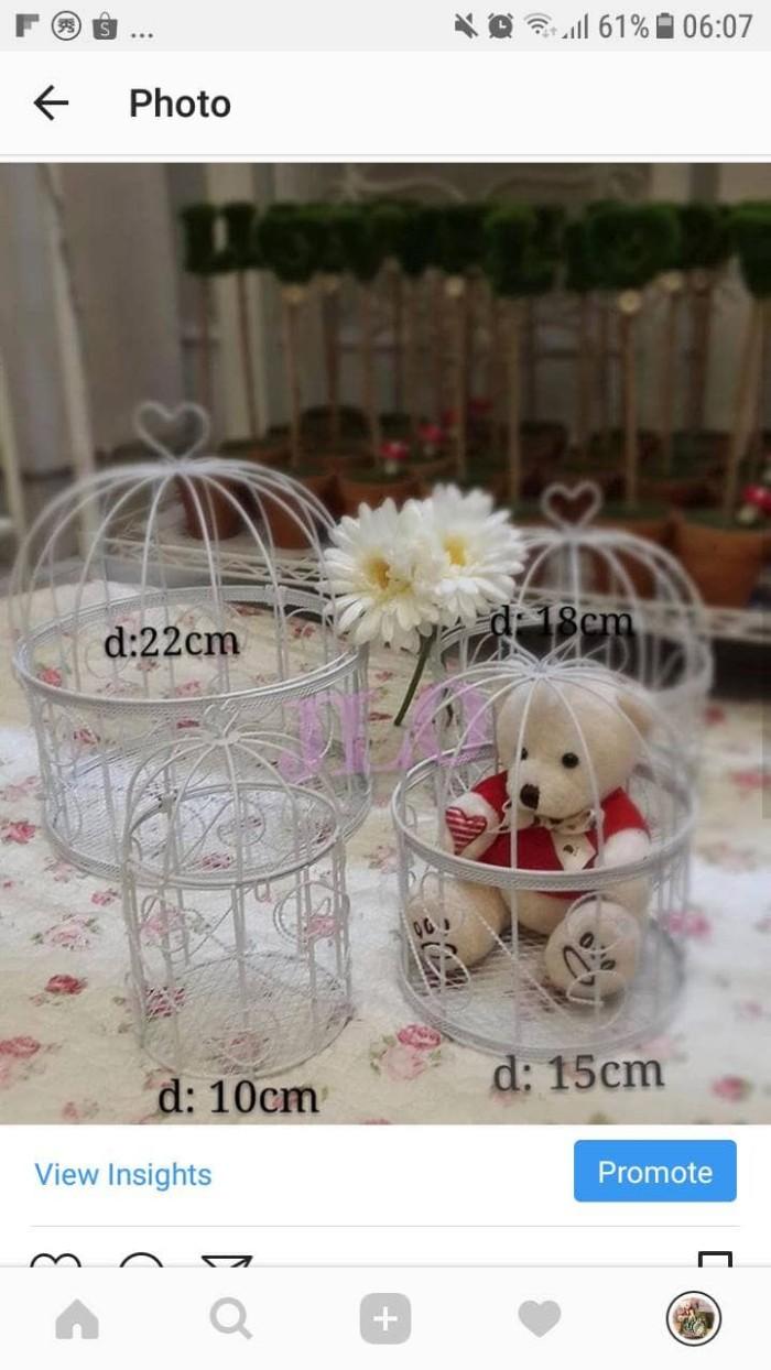harga Sangkar burung dekorasi size xl Tokopedia.com