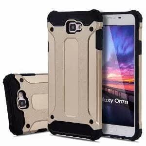 low priced c7955 5fc56 Jual Hardcase Samsung Galaxy J6 Plus Bumper Spigen Iron Hard Cover Case -  Kab. Bekasi - I-Nais acc | Tokopedia