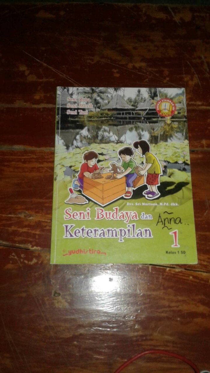 Jual Seni Budaya Dan Keterampilan Kls 1 Sd Yudistira Ktsp 2006 Jakarta Pusat Toko Buku Abenk Happy