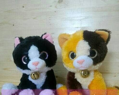 Foto Produk Boneka Kucing Cat Cute Lovely dari Snackers Co