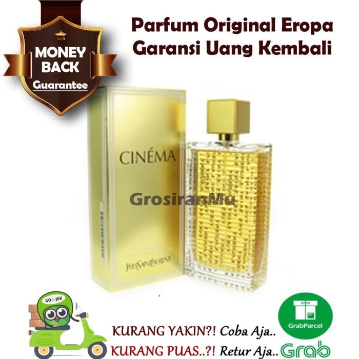 Jual Garansi Parfum Wanita Cinema Ysl Original Parfume Reject Asli