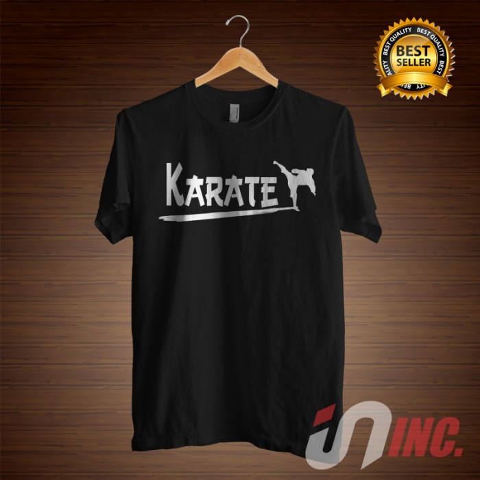 harga Kaos tshirt baju mixel martial karate fight fighter karate Tokopedia.com