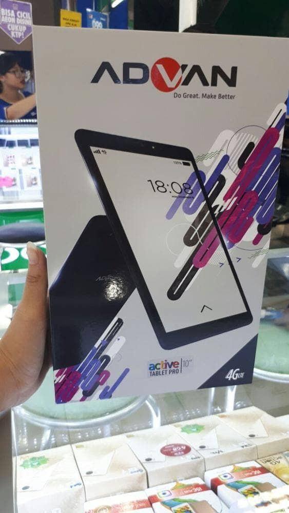 harga Advan tablet i10 new 4g lte 2/16 10inch garansi resmi Tokopedia.com