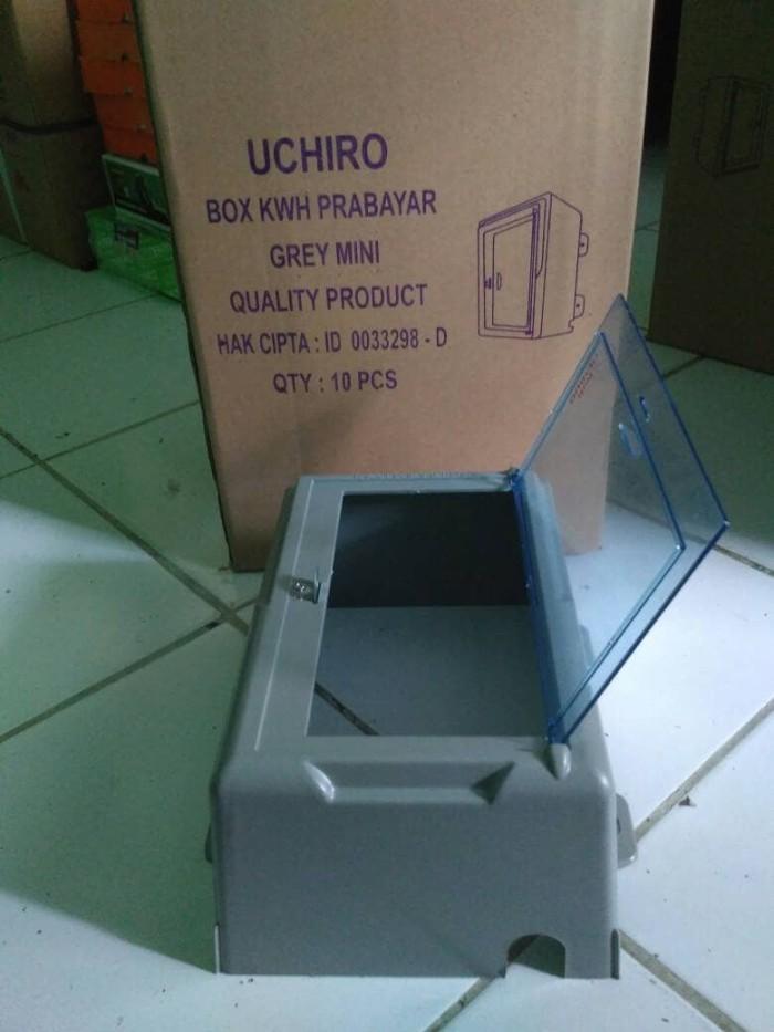 harga Box kwh meteran listrik isi ulang pulsa minimal per 10pcs Tokopedia.com