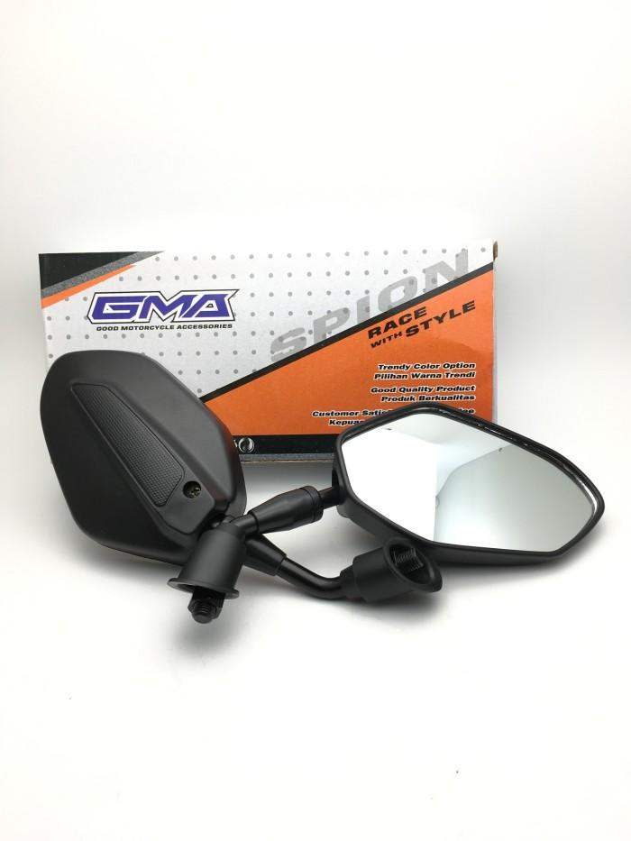 harga Spion model megapro universal honda yamaha Tokopedia.com