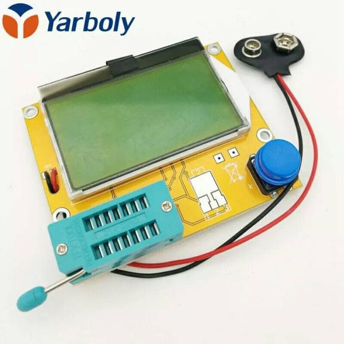 harga Lcr t4 esr meter tester dioda transistor kapasitor induktor-multimeter Tokopedia.com