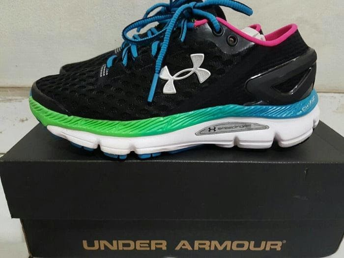 low priced d27b5 e7234 Jual New Sepatu Under Armour Women's UA SpeedForm Gemini 2 Running Shoes -  DKI Jakarta - sabrishop | Tokopedia