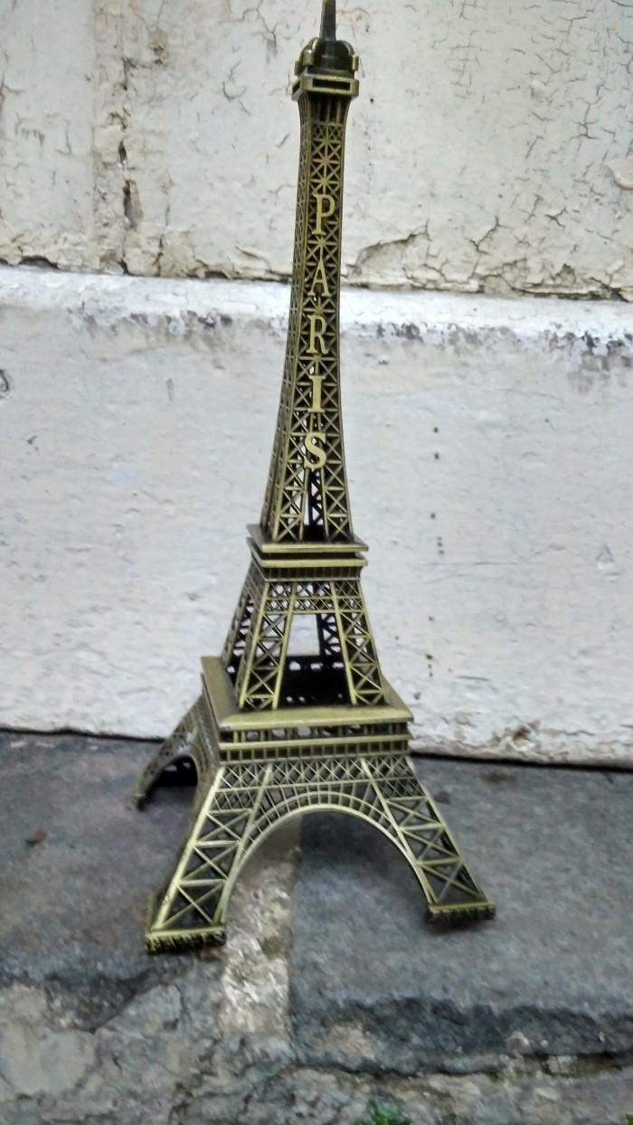Jual Miniatur Menara Eiffel Kota Bandung UniQuellection
