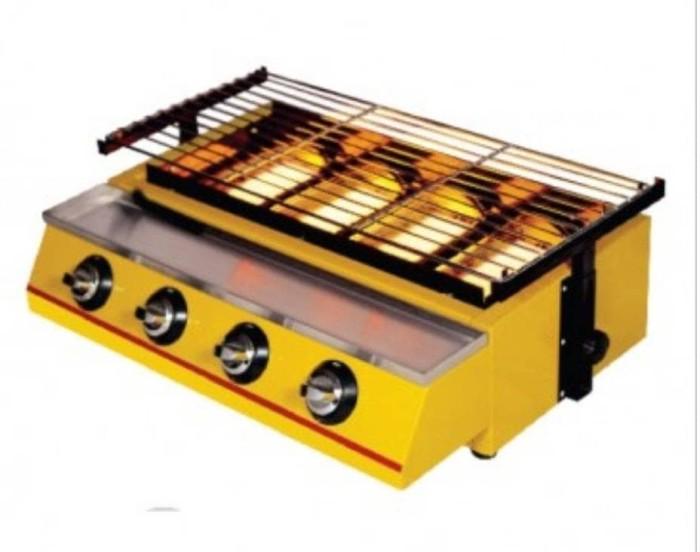 harga 4 burner gas bbq getra et-k222 | alat pemanggang panggang etk222 etk Tokopedia.com
