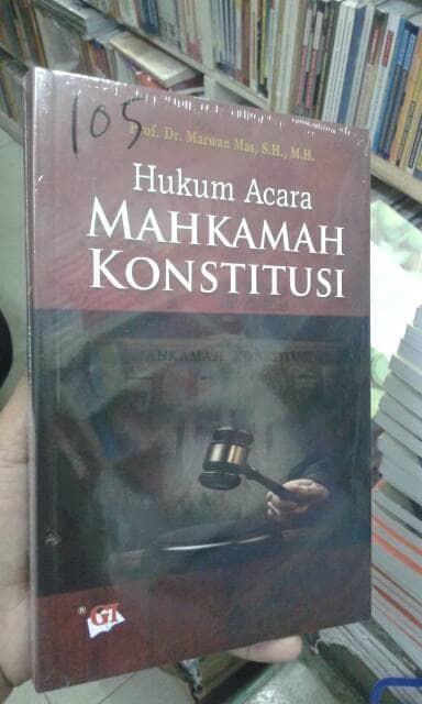 Foto Produk Hukum Acara Mahkamah Konstitusi dari andrebuku