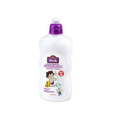 harga Sleek baby bottle & nipple cleanser 500ml / sabun cuci botol dot Tokopedia.com
