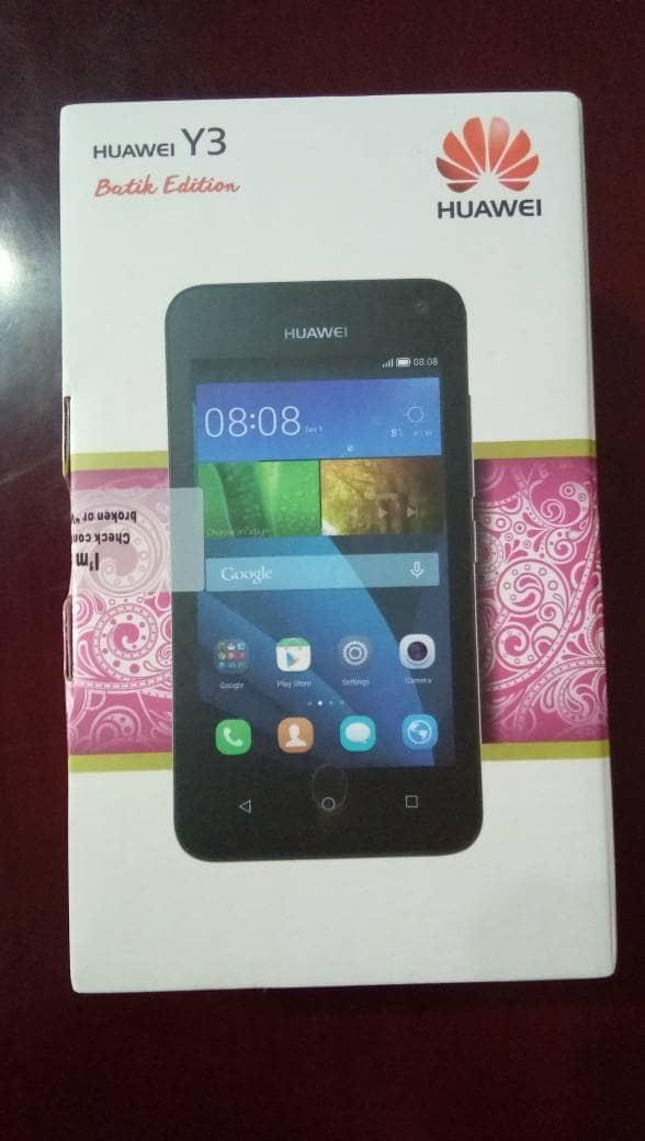 harga Huawei y3 batik edition 512mb ram 4gb rom termurah Tokopedia.com