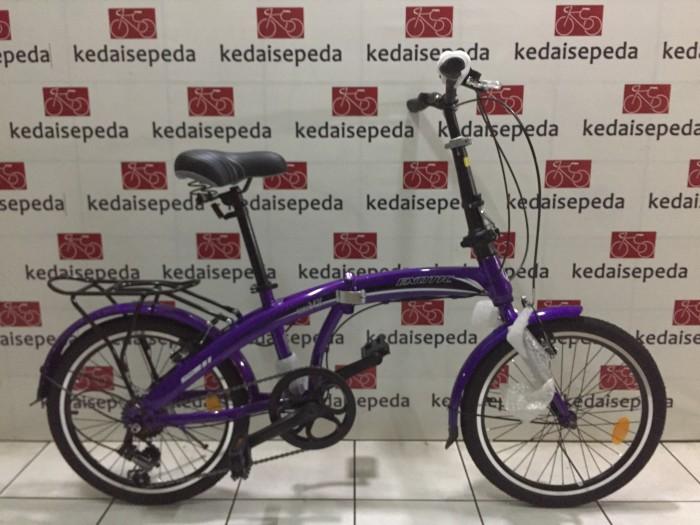 Sepeda Lipat 20 Exotic 2026 Mk