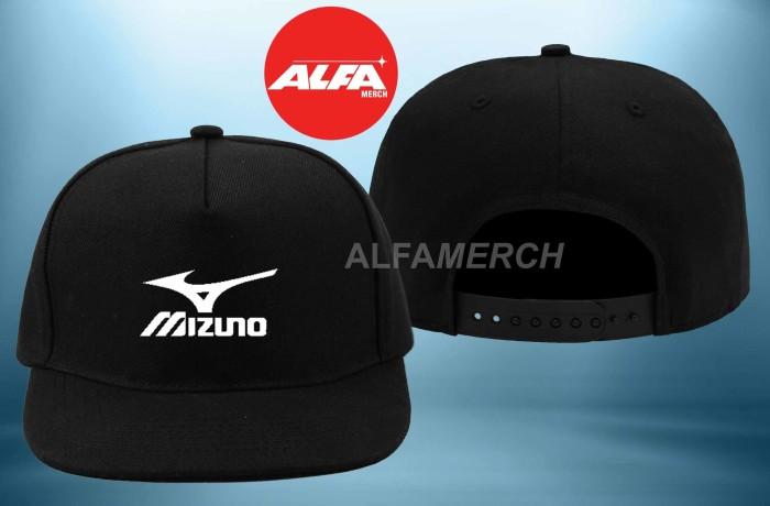 Jual Topi Snapback MIZUNO MIJUNO Alfamerch - Alfamerch  ebe470ca74c