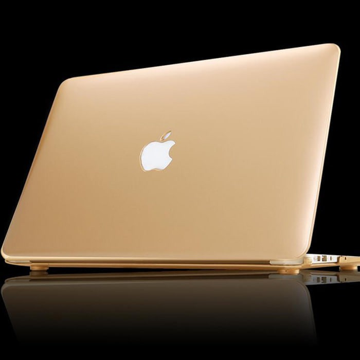 "Foto Produk MATTE APPLE BACK COVER HARD CASE MACBOOK AIR, PRO 11"", 13"" CASING dari Jakarta Mart Acc"