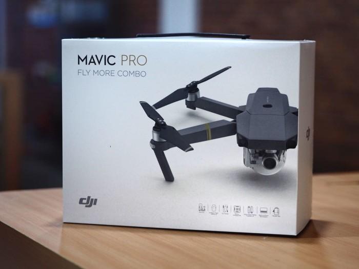 harga Dji mavic pro fly more combo (eu) Tokopedia.com