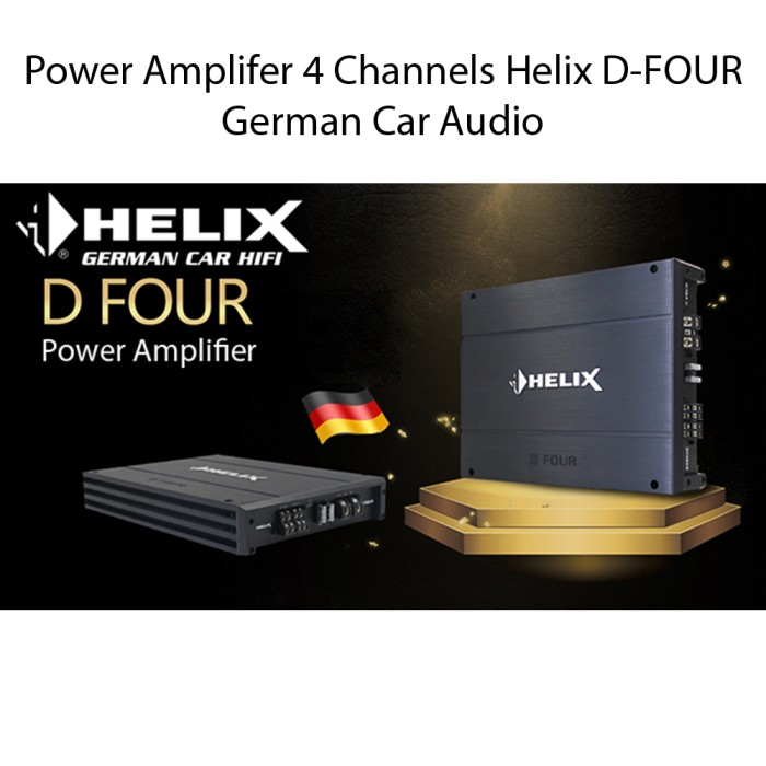 Helix Stream German