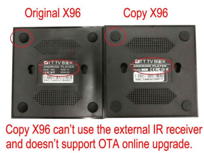Jual Android TV Box X96 Original, Versi Baru, Bisa update Via OTA - DKI  Jakarta - ARH Corp | Tokopedia