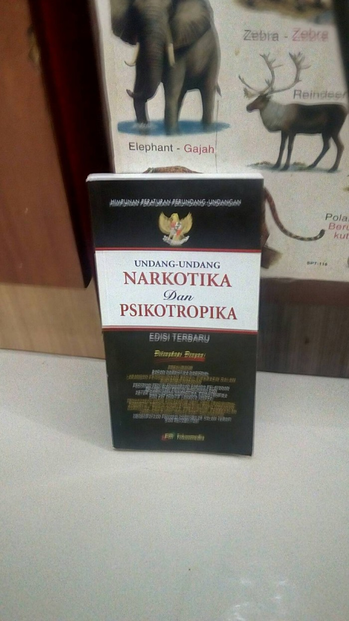 harga Uu narkotika dan psikotropika Tokopedia.com