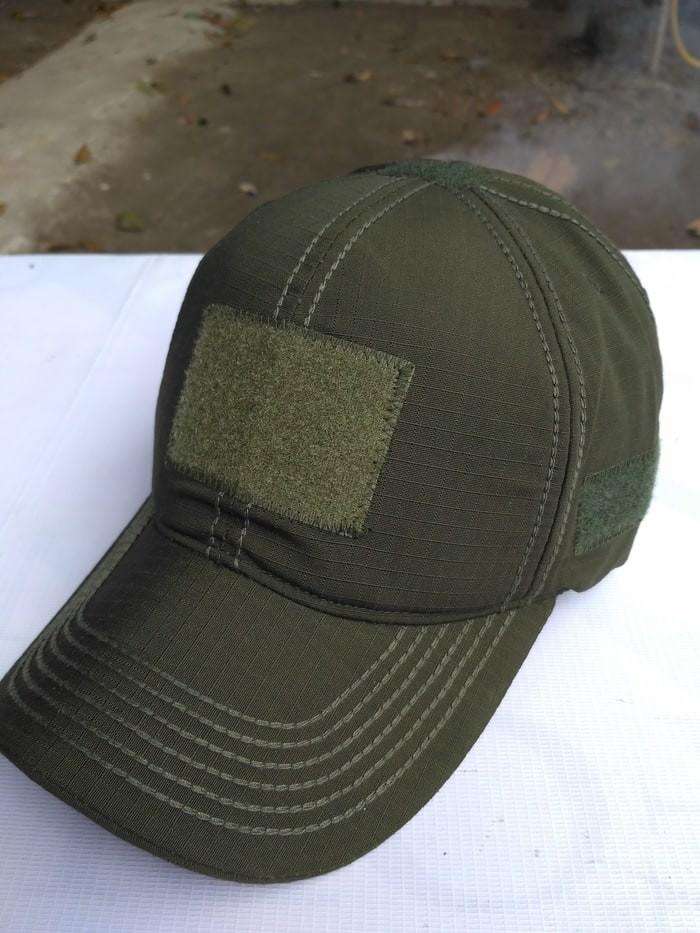 ... harga Topi velcro army polos hijau   topi molay tactical   topi bdu  Tokopedia.com bb239b9739