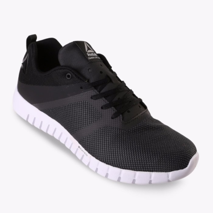 Size 40 47a8f 089e5 Jual Hitam Running 0 Mens Lite Shoes 2 Reebok ZQuick T1O6RTr