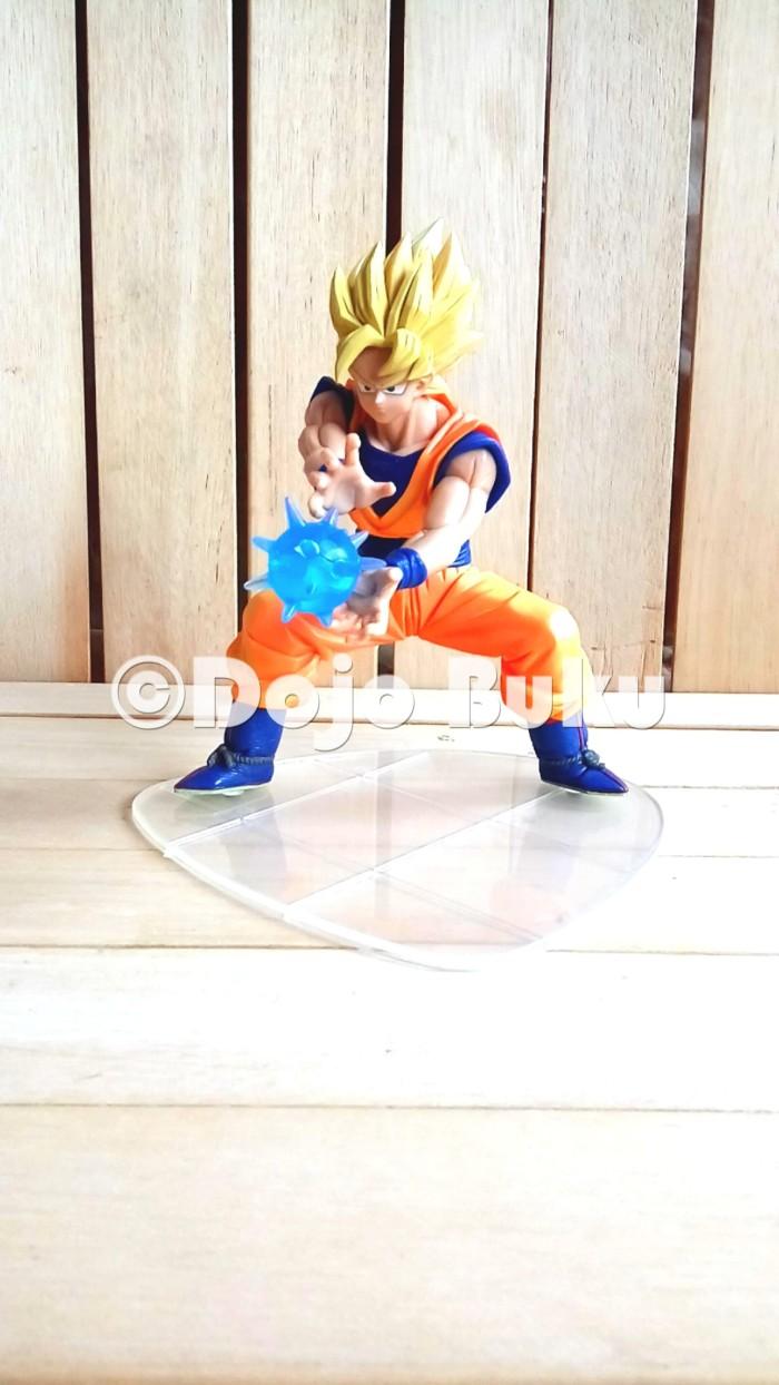 Jual Action Figure Son Goku Super Saiyan Kamehame 2 Dragon Ball Box Kota Tangerang Dojjobuku