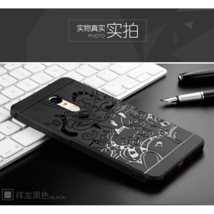 Original Dragon Shockproof Hybrid Case for Xiaomi Redmi Note 4X - Hi
