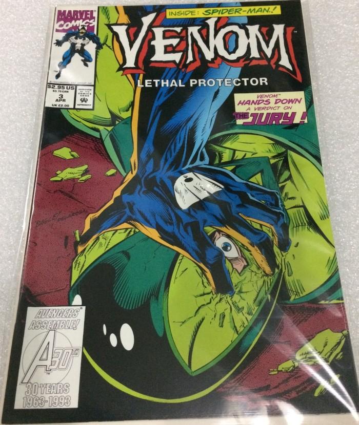 Jual Marvel Comics - Venom #3 - DKI Jakarta - Komik Marvel & DC Shop |  Tokopedia