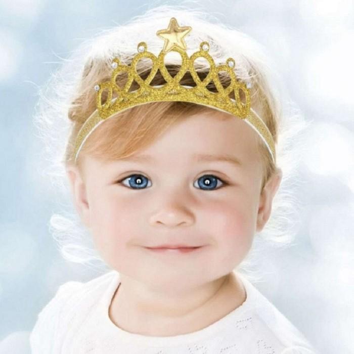 Gliterring crown headband, bandana/bando mahkota glitter