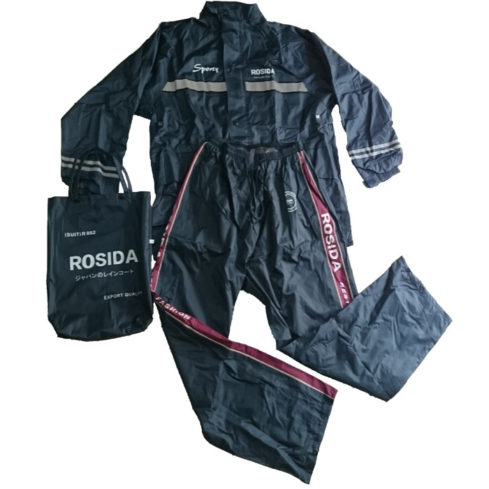 harga Jas Hujan Rosida 882 Sporty Size Xxxl Tokopedia.com