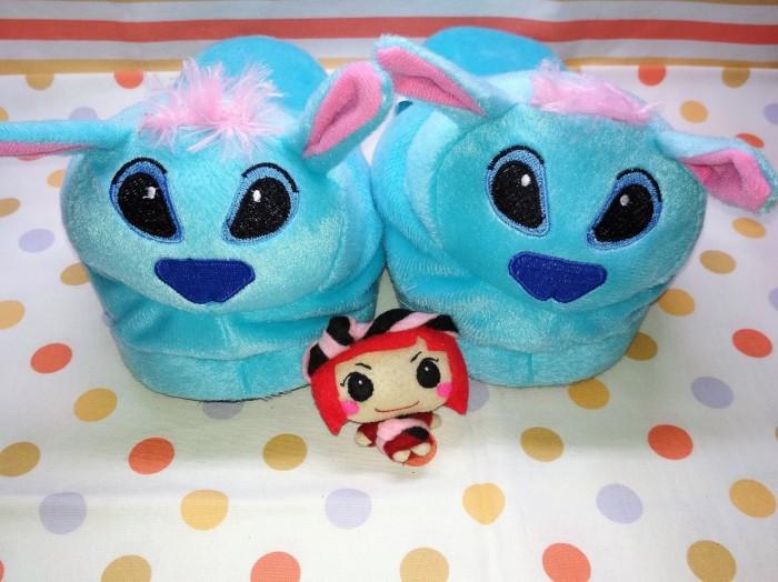 harga Sandal tidur dewasa karakter stitch Tokopedia.com