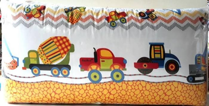 harga Bumper box bayi / bamper ranjang box bayi motif truck orange Tokopedia.com