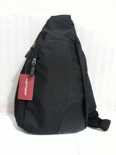 Jual TAS PRIA BODY SLING BAG HUSH PUPPIES 100% ORIGINAL - Thelana ... ddb8f10e5b