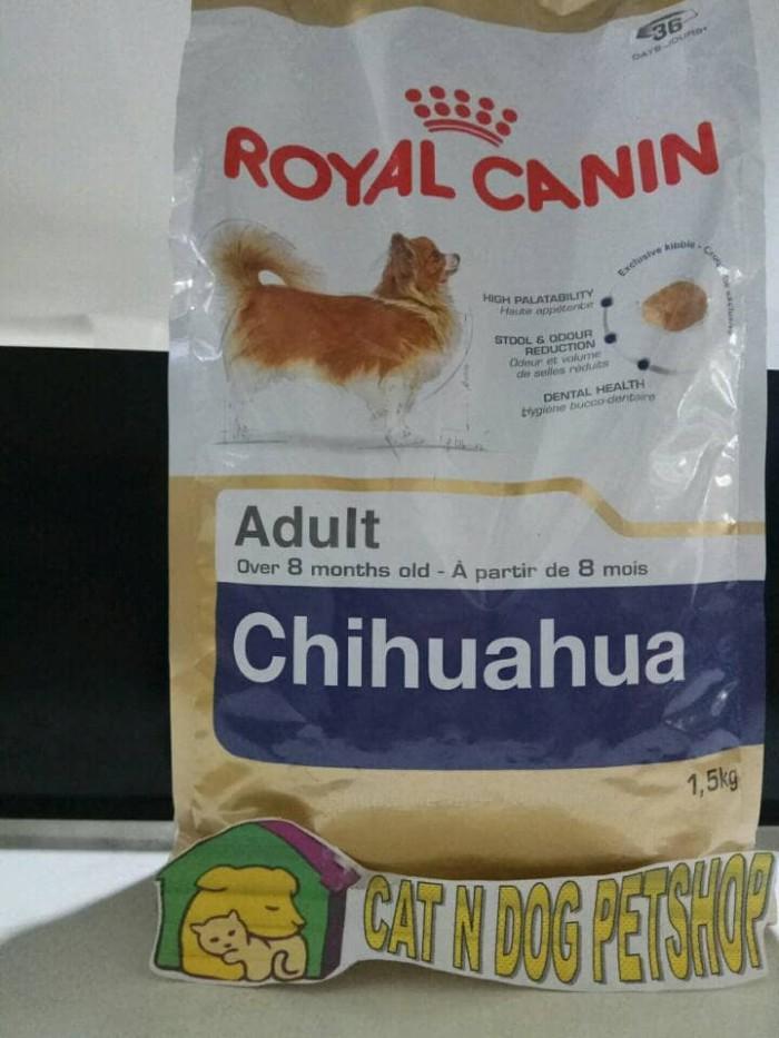 Jual Royal Canin Chihuahua Adult 1 5kg Makanan Anjing Chihuahua Dewasa Kota Depok Catdogpetshop Tokopedia