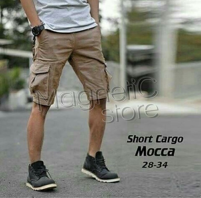 harga Celana pendek cargo / celana pdl pria Tokopedia.com