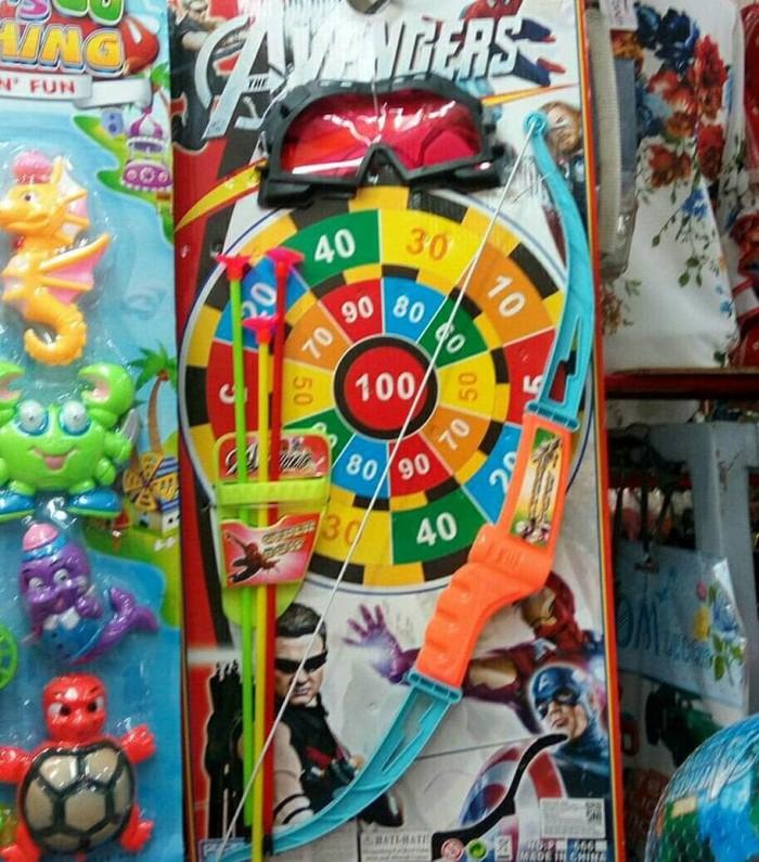 harga Mainan panah-panahan - mainan panah anak - mainan panah Tokopedia.com