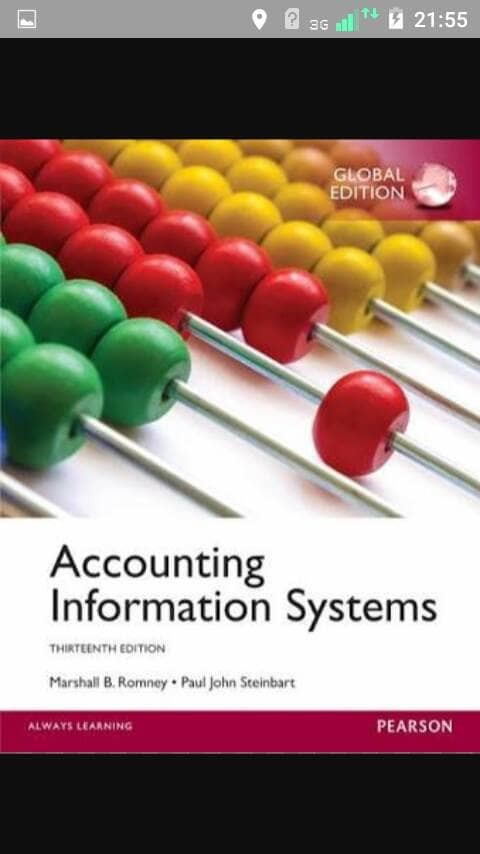 harga Accounting information system. romney Tokopedia.com