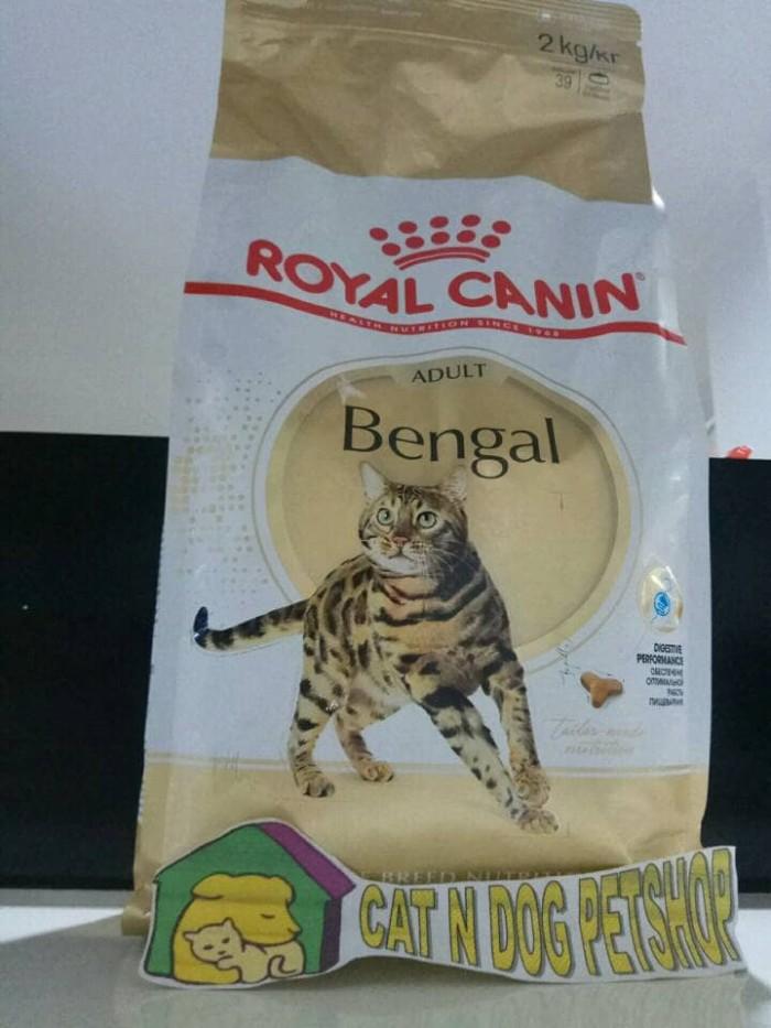 harga Royal canin bengal cat 2kg / makanan kucing bengal Tokopedia.com